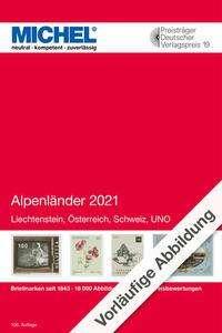 Alpenländer 2021, Buch