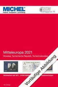Mitteleuropa 2021, Buch