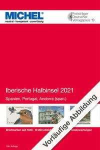 Iberische Halbinsel 2021, Buch