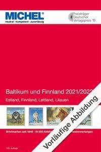 Baltikum und Finnland 2021/2022, Buch