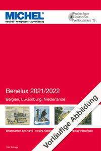 Benelux 2021/2022, Buch