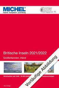 Britische Inseln 2021/2022, Buch