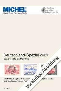Deutschland-Spezial 2021 - Band 1, Buch