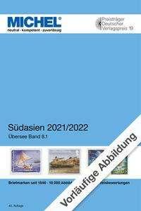 MICHEL Südasien 2021/2022, Buch