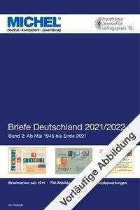 Briefe Deutschland 2021/2022, Buch