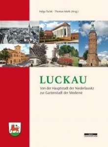 Luckau, Buch