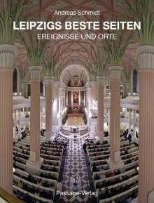 Andreas Schmidt: Leipzigs Beste Seiten, Buch