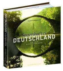 Ellen Astor: Sagenhaftes Deutschland, Buch