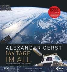 Alexander Gerst: 166 Tage im All, Buch
