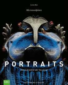 Levon Biss: Portraits - Die Schönheit der Insekten, Buch