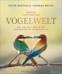 Peter Berthold: Unsere einzigartige Vogelwelt, Buch
