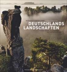 Berthold Steinhilber: Deutschlands Landschaften - Eine Reise zu unseren Naturparadiesen, Buch