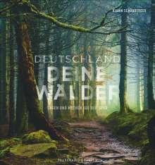 Deutschland deine Wälder, Buch