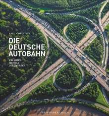 Karl Johaentges: Die Deutsche Autobahn, Buch