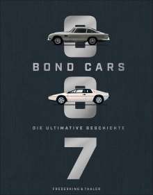 Jason Barlow: Bond Cars, Buch