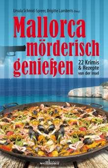 Ingrid Werner: Mallorca mörderisch genießen, Buch