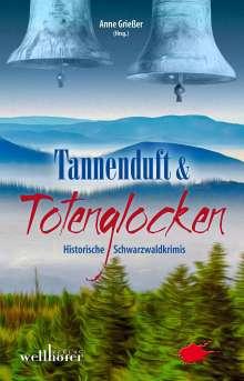Sabine Frambach: Tannenduft und Totenglocken, Buch