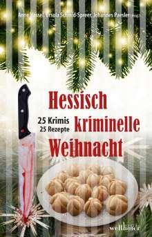 Ina Boa: Hessisch kriminelle Weihnacht, Buch