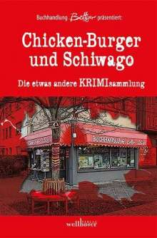 Fenna Williams: Chicken-Burger und Schiwago, Buch