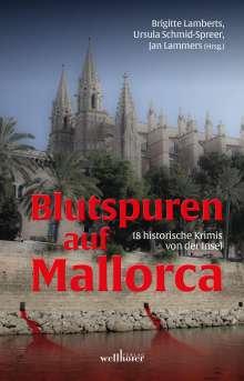 Brigitte Lamberts: Blutspuren auf Mallorca, Buch