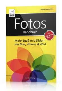 Giesbert Damaschke: Fotos Handbuch, Buch