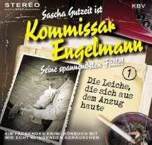 Sascha Gutzeit: Die Leiche, die sich aus dem Anzug haute, CD