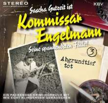 Sascha Gutzeit: Abgrundtief tot, CD