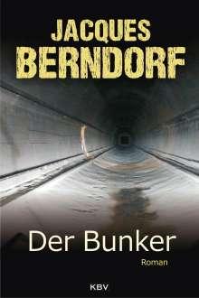 Jacques Berndorf: Der Bunker, Buch