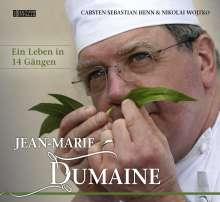 Carsten Sebastian Henn: Jean-Marie Dumaine - Ein Leben in 14 Gängen, Buch