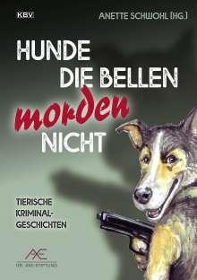 Hunde die bellen morden nicht, Buch