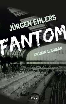 Jürgen Ehlers: Fantom, Buch