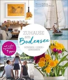 Marion Hellweg: Zuhause am Bodensee, Buch