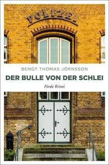 Bengt Thomas Jörnsson: Der Bulle von der Schlei, Buch