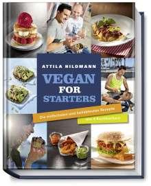 Attila Hildmann: Vegan for starters, Buch