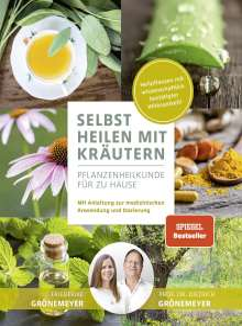 Dietrich Grönemeyer: Selbst Heilen mit Kräutern, Buch