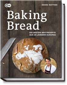 Georg Matthes: Baking Bread, Buch