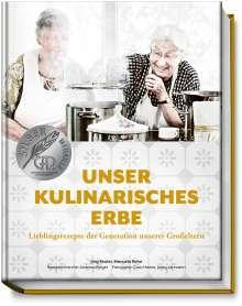 Jörg Reuter: Unser kulinarisches Erbe, Buch