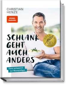 Christian Henze: Schlank geht auch anders, Buch