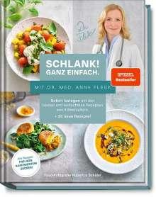 Anne Fleck: Schlank! und gesund mit Dr. med. Anne Fleck, Buch