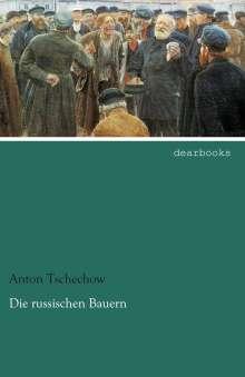 Anton Tschechow: Die russischen Bauern, Buch