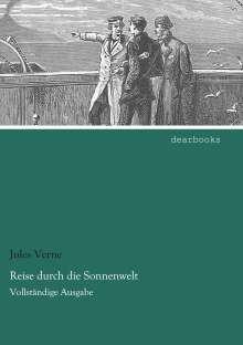 Jules Verne: Reise durch die Sonnenwelt, Buch