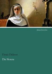 Denis Diderot: Die Nonne, Buch