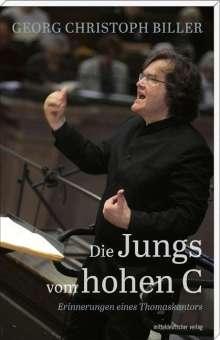 Thomas Bickelhaupt: Die Jungs vom hohen C, Buch