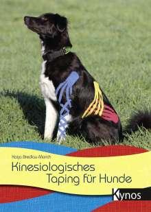 Katja Bredlau-Morich: Kinesiologisches Taping für Hunde, Buch