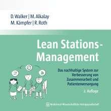 Daniel Walker: Lean Stations-Management, Buch