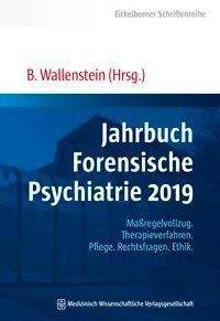 Jahrbuch Forensische Psychiatrie 2019, Buch