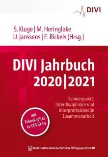 DIVI Jahrbuch 2020/2021, Buch