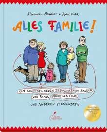 Alexandra Maxeiner: Alles Familie!, Buch