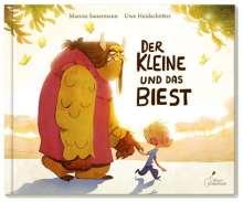Marcus Sauermann: Der Kleine und das Biest, Buch