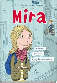 Sabine Lemire: Mira - #freunde #verliebt #einjahrmeineslebens, Buch
